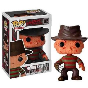Funko Pop Terror Freddy Krueger A Nightmare On Elm Street #02