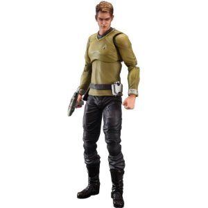 Star Trek Capitao James T Kirk - Play Arts Kai Square Enix