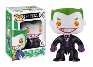 Funko Pop DC The Joker Coringa Exclusivo Walgreens #06