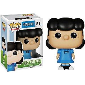 Funko Pop Peanuts Snoopy Lucy Van Pelt #51