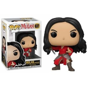 Funko Pop Disney Mulan - Mulan Warrior #637