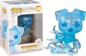 Funko Pop Harry Potter Patronus Ron Weasley #105