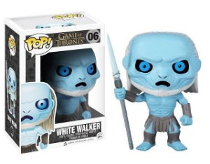 Funko Pop Game of  Thrones White Walker #06