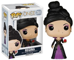 Funko Pop Once Upon A Time Regina #268