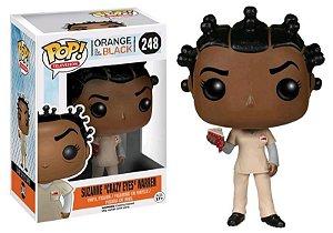 Funko Pop Orange The New Black Suzanne Crazy Eyes Exclusiva #248