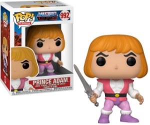 Funko Pop Masters of The Universe Prince Adam #992