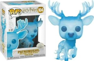 Funko Pop Harry Potter Patronus Harry Potter #104