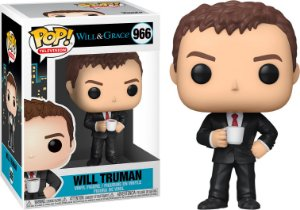 Funko Pop Will e Grace - Will Truman #966