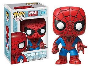Funko Pop Homem Aranha Spider-Man #03