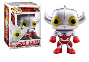 Funko Pop Ultraman Father of Ultra #765