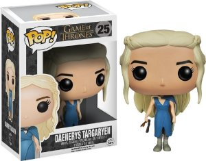 Funko Pop Game of Thrones Daenerys Targaryen #25