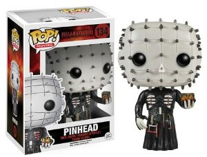 Funko Pop Terror Hellraiser Pinhead #134