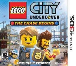 Jogo Lego City Undercover Cartucho Nintendo 3DS