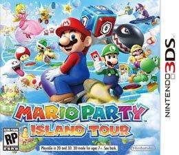 Jogo Mario Party Island Tour Cartucho Nintendo 3DS