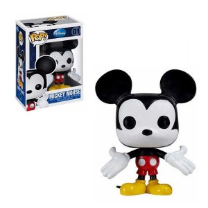 Funko Pop Disney Mickey Mouse #01