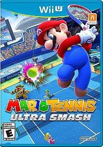 Jogo Mario Tennis Ultra Smash Nintendo WiiU
