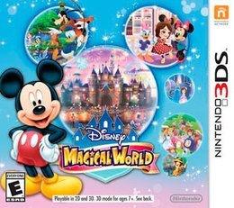 Jogo Disney Magical World Cartucho Nintendo 3DS