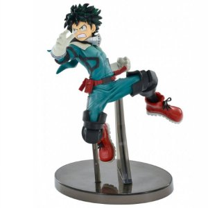 Action Figure My Hero Academia Izuku Midoriya Deku Amazing 16cm