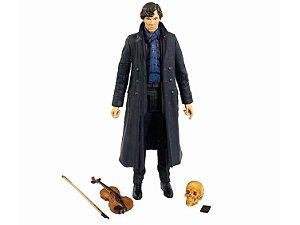 Action Figure Sherlock Holmes Benedict Cumberbatch