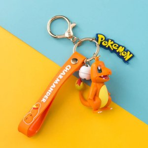 Chaveiro Pokémon Charmander Takara Tomy