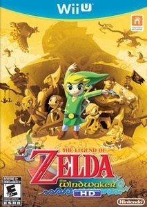 Jogo The Legend of Zelda Wind Waker HD Nintendo Wii U