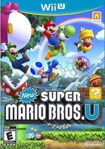 Jogo New Super Mario Bros U