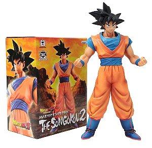 Dragon Ball Z Son Goku Master Stars Piece - Banpresto