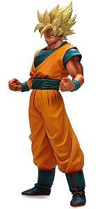 Dragon Ball Z Super Saiyan Son Goku Master Stars Piece - Banpresto