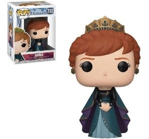 Funko Pop Disney Frozen 2 Anna Epilogue Dress #732
