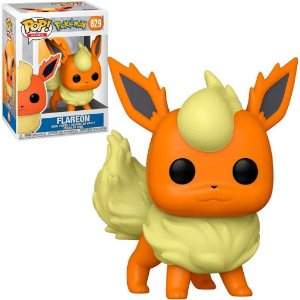 Funko Pop Pokemon Flareon #629