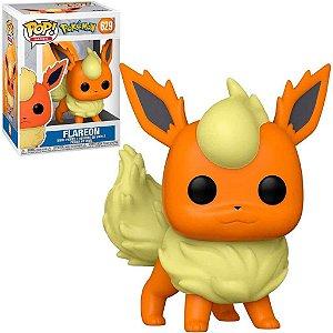 Funko Pop Pokemon Flareon #629