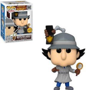 Funko Pop Inspetor Bugiganga Inspector Gadget Chase #892