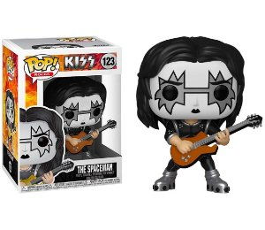Funko Pop Kiss The Spaceman #123