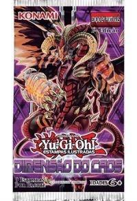 Yu Gi Oh Dimensão do Caos Booster Cards BR