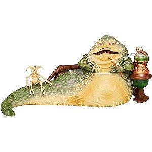 Star Wars Jabba The Hutt Throne Room Black Series Hasbro