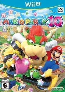Jogo Mario Party 10 Nintendo Wii U