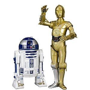 Star Wars R2-D2 and C-3PO ARTFX+ Kotobukiya