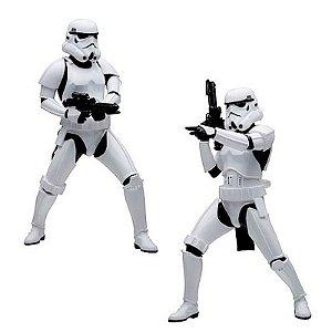 Star Wars Stormtrooper 2 Pack ARTFX+ Kotobukiya