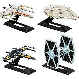 Star Wars Black Series Naves Diecast Multipack Ep VII - Hasbro