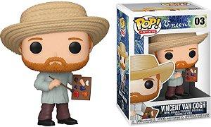 Funko Pop Vicent Van Gogh #03