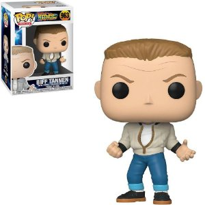 Funko Pop De Volta para o Futuro Back To The Future Biff Tannen #963