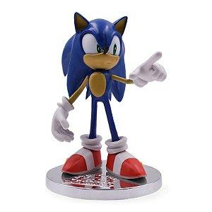 Action Figure Sonic Hedgehog 20th Anniversary