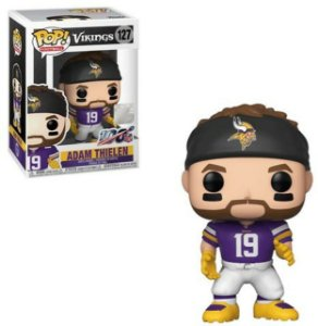 Funko Pop NFL Minessota Vikings Adam Thielen #127