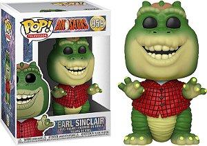 Funko Pop Familia Dinossauro Dino Earl Sinclair #959