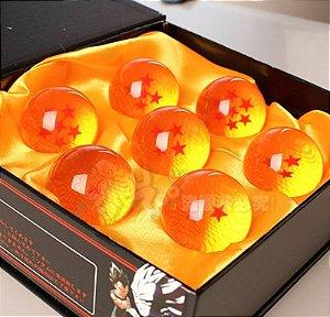 Dragão Dragon Ball Z Caixa com 7 Esferas