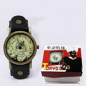 Relógio de Pulso Tokyo Ghoul Kirishima Toka