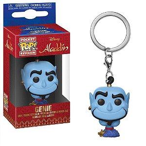 Chaveiro Pocket Pop Disney Aladdin Genio