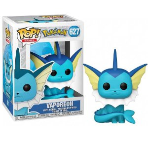 Funko Pop Pokemon Vaporeon #627