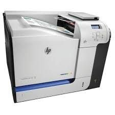Impressora Laser Color Hp M551dn M551 551