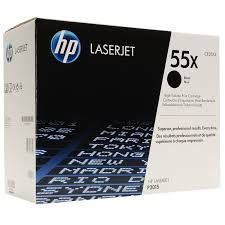 TONER HP CE255X ORIGINAL